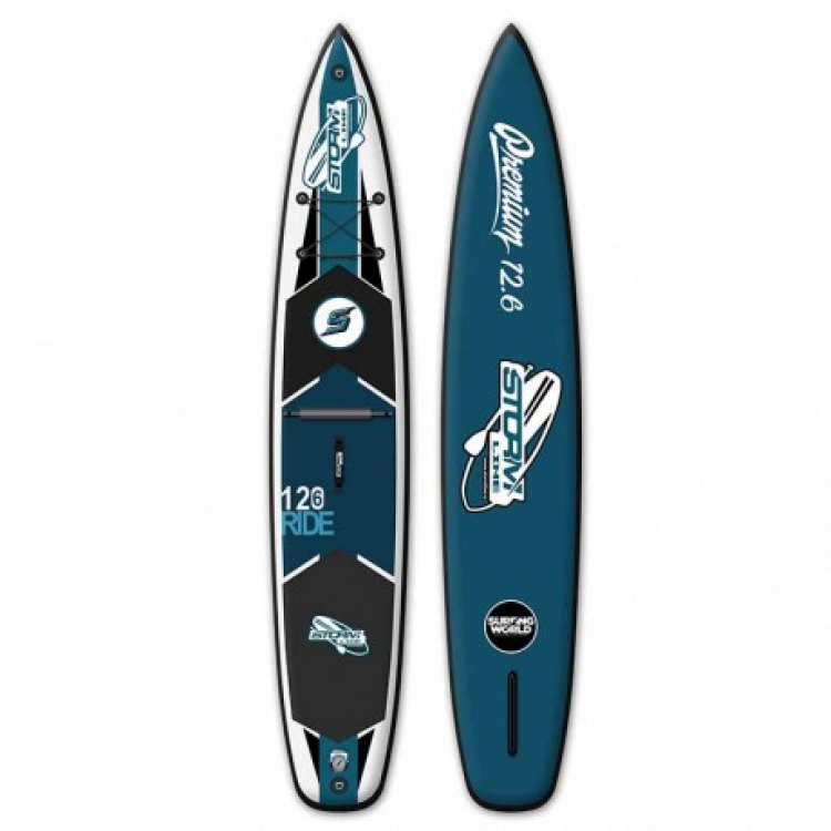 SUP доска Stormline Premium MODEL 12.6 Race Series