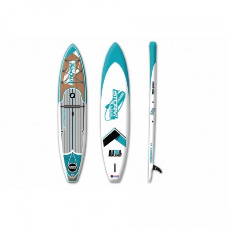 SUP доска Stormline Power Max MODEL 9.6 Travel Series